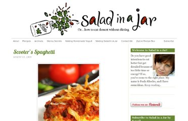http://www.salad-in-a-jar.com/family-recipes/scooters-spaghetti
