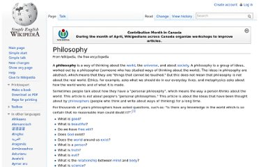 http://simple.wikipedia.org/wiki/Philosophy