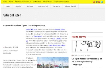 http://siliconfilter.com/france-launches-open-data-repository/