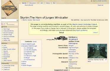 http://www.uesp.net/wiki/Skyrim:The_Horn_of_Jurgen_Windcaller
