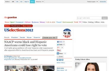 http://www.guardian.co.uk/world/2011/dec/05/civil-rights-naacp-voter-warning
