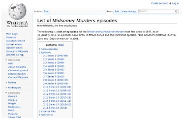http://en.wikipedia.org/wiki/List_of_Midsomer_Murders_episodes#Series_two_.281998.29