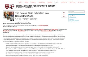 http://cyber.law.harvard.edu/events/2011/12/civiceducation