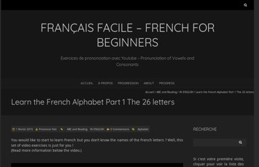 http://www.prononcer.net/learn-the-french-alphabet-part-1-the-26-letters