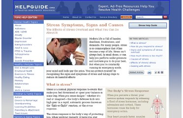 http://helpguide.org/mental/stress_signs.htm