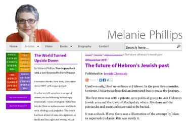 http://melaniephillips.com/the-future-of-hebrons-jewish-past
