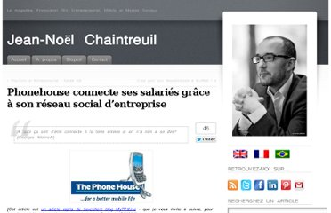 http://jnchaintreuil.com/phonehouse-connecte-ses-salaries-grace-a-son-reseau-social-dentreprise/