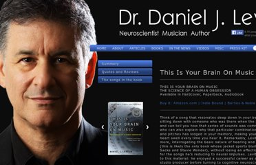 http://daniellevitin.com/publicpage/books/this-is-your-brain-on-music/