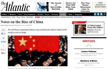 http://www.theatlantic.com/international/archive/2011/08/notes-on-the-rise-of-china/242669/
