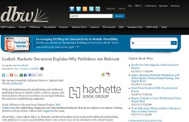 http://www.digitalbookworld.com/2011/leaked-hachette-explains-why-publishers-are-relevant/