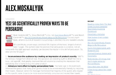 http://www.moskalyuk.com/blog/yes-50-scientifically-proven-ways-to-be-persuasive/1624