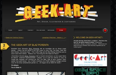 http://www.geek-art.net/the-geek-art-of-blaz-porenta/