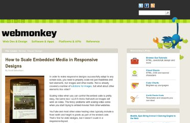 http://www.webmonkey.com/2011/12/how-to-scale-embedded-media-in-responsive-designs/