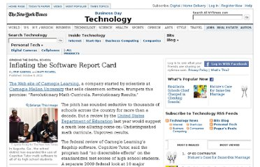 http://www.nytimes.com/2011/10/09/technology/a-classroom-software-boom-but-mixed-results-despite-the-hype.html