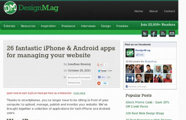http://designm.ag/resources/26-fantastic-iphone-android-apps-for-managing-your-website/