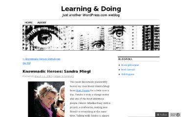 http://frantastique.wordpress.com/2010/03/12/knowmadic-heroes-sandra-miegl/