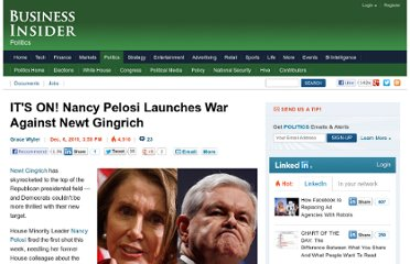 http://www.businessinsider.com/newt-gingrich-nancy-pelosi-david-axelrod-2012-attacks-2011-12