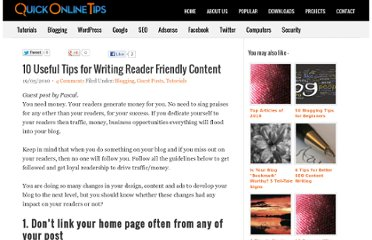 http://www.quickonlinetips.com/archives/2010/05/writing-reader-friendly-content/
