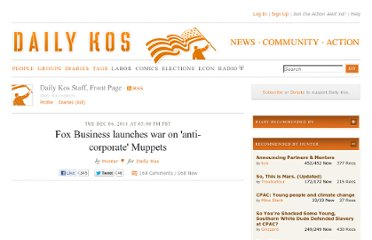 http://www.dailykos.com/story/2011/12/06/1042609/-Fox-Business-launches-war-on-anti-corporate-Muppets