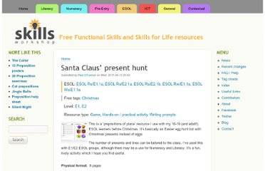 http://www.skillsworkshop.org/resources/santa-claus%E2%80%99-present-hunt
