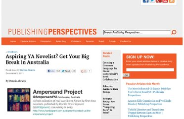 http://publishingperspectives.com/2011/12/aspiring-ya-novelist-get-your-big-break-australi/