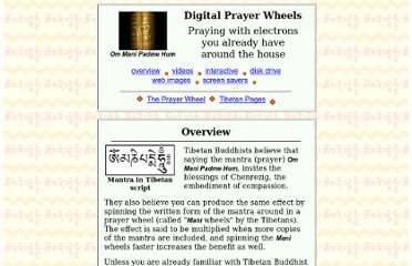 http://www.dharma-haven.org/tibetan/digital-wheels.htm