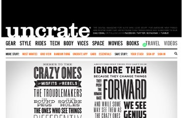 http://uncrate.com/stuff/heres-to-the-crazy-ones-letterpress-poster/
