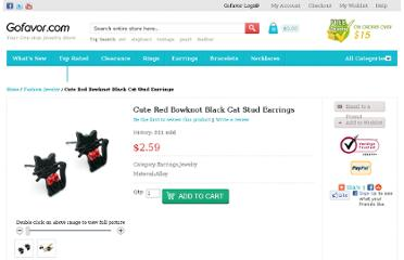 http://www.gofavor.com/cute-red-bowknot-black-cat-stud-earrings.html