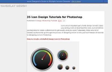 http://vandelaydesign.com/blog/design/icon-design-tutorials-for-photoshop/