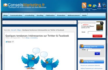 http://www.conseilsmarketing.com/e-marketing/quelques-tendances-interessantes-sur-twitter-facebook
