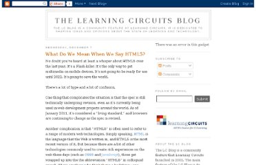 http://learningcircuits.blogspot.com/2011/12/what-do-we-mean-when-we-say-html5.html