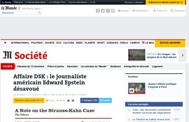 http://www.lemonde.fr/societe/article/2011/12/07/affaire-dsk-le-journaliste-americain-edward-epstein-desavoue_1614536_3224.html