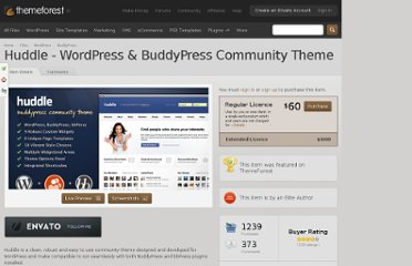http://themeforest.net/item/huddle-wordpress-buddypress-community-theme/835549?ref=lifeobject