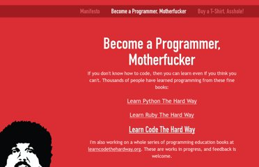 http://programming-motherfucker.com/become.html