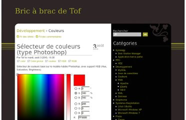 http://blog.kristalsoft.com/category/D%C3%A9veloppement/Couleurs