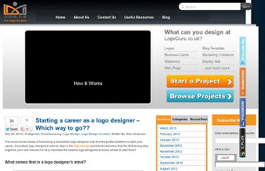 http://www.logoguru.co.uk/blog/starting-logo-designer-career/