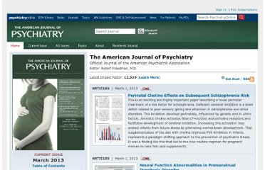 http://ajp.psychiatryonline.org/journal.aspx?journalid=13