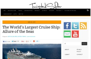 http://twistedsifter.com/2011/03/the-worlds-largest-cruise-ship-allure-of-the-seas/
