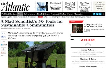 http://www.theatlantic.com/technology/archive/2011/03/a-mad-scientists-50-tools-for-sustainable-communities/72900/