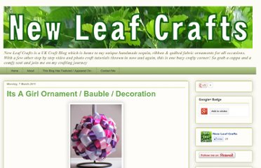 http://newleafcrafts.blogspot.com/2011/03/its-girl-ornament-bauble-decoration.html