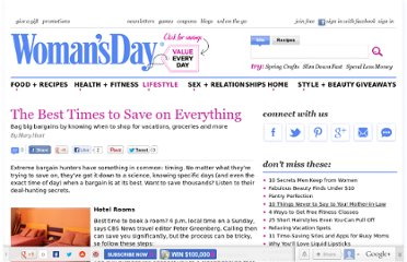 http://www.womansday.com/life/saving-money/the-best-times-to-save-on-everything-105660
