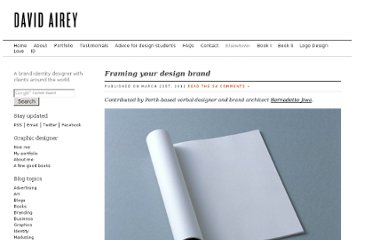 http://www.davidairey.com/framing-your-design-brand/