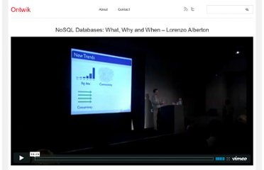 http://ontwik.com/php/nosql-databases-what-why-and-when-lorenzo-alberton/