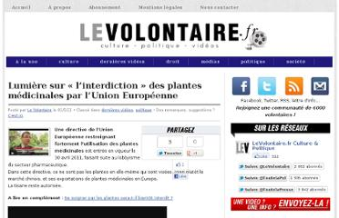 http://www.levolontaire.fr/union-europeenne-interdiction-plantes-medicinales