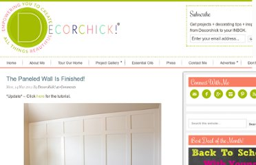 http://www.decorchick.com/the-paneled-wall-is-finished/