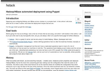 http://hstack.org/hstack-automated-deployment-using-puppet/