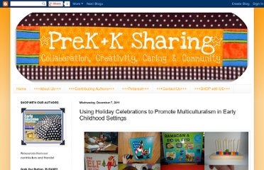 http://prekandksharing.blogspot.com/2011/12/using-holiday-celebrations-to-promote.html