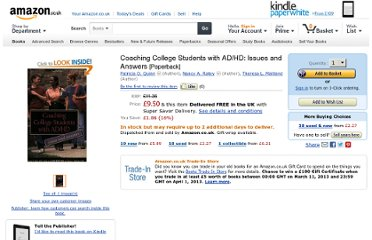 http://www.amazon.co.uk/Coaching-College-Students-AD-HD/dp/0966036670
