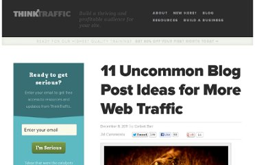 http://thinktraffic.net/blog-post-ideas-for-more-traffic