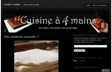 http://cuisinea4mains.wordpress.com/2009/09/23/pate-feuilletee-inratable/